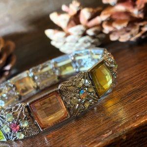 Jewelry - Sparkling Rhinestone Stretch Bracelet